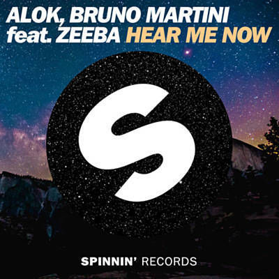 Alok & Bruno Martini - Here me now