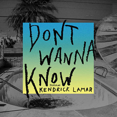 Dont wanna know - Maroon 5