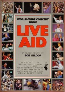 Livro Live Aid - Andre Werneck