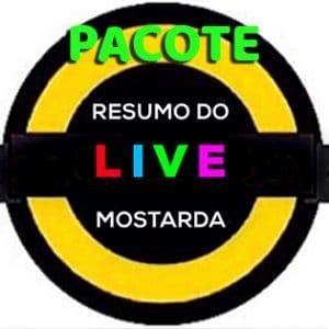 Live Resumo do Mostarda